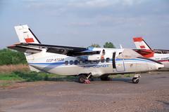CCCP-67039 LET L-410UVP Turbolet Aeroflot (pslg05896) Tags: russia let aeroflot eie turbolet l410uvp yeniseysk unii cccp67039