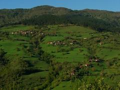Mountain village (Senol Demir) Tags: mountain green turkey village ngc trkiye kastamonu concordians vallakanyonu vallacanyon
