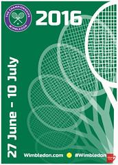 Wimbledon: Poster #3