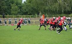 __IMG_8725 (blood.berlin) Tags: family fun coach referee team banner virgin magdeburg return qb win guards touchdown bulldogs tackle americanfootball punt fieldgoal spandau bulldogge gameball