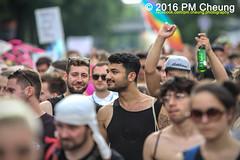 X*CSD 2016 - Yalla auf die Strae! Queer bleibt radikal! / Yalla to the streets  queer stays radical!  25.06.2016  Berlin - IMG_5546 (PM Cheung) Tags: kreuzberg refugees parade demonstration queer polizei so36 csd neuklln 2016 christopherstreetday ausbeutung heinrichplatz flchtlinge rassismus sexismus homophobie xcsd diskriminierung oranienplatz transgenialercsd csdberlin m99 heteronormativitt tcsd berlincsd lgbtqi gentrifizierung oplatz pmcheung csdkreuzberg pomengcheung sdblock facebookcompmcheungphotography gerharthauptmannrealschule transgendern eincsdinkreuzberg mengcheungpo friedel54 yallaaufdiestrasequeerbleibtradikal kreuzbergercsd2016 yallatothestreetsqueerstaysradical christopherstreetday2016 euro2016fussballem 25062016