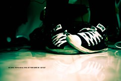 176/365. Hey Now, You're An All Star (Do read the description) (Anant N S (www.thelensor.tumblr.com)) Tags: music india abstract art photography 50mm star amazing cool nikon shoes all dof pov song awesome sneakers nostalgia tape listening footwear converse conceptual nikkor past cassette audio allstar pune unbelievable smashmouth yesteryear artisticphotography converseallstar mixedtape audiotape touchingmusic coolpicture project365 niftyfifty analogmusic d3000 ffffound lensor anantns thelensor anantnathsharma heynowyoureanallstargetyourgameongoplay