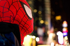 Spider-Man, New York