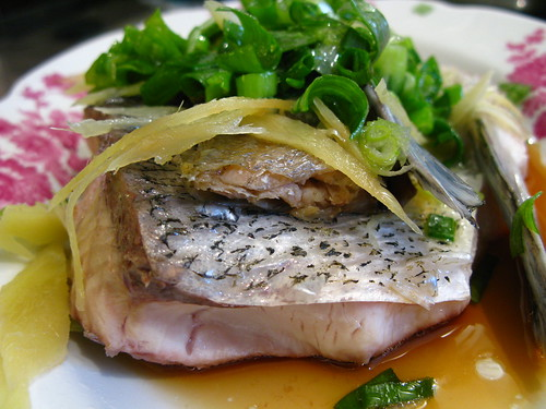 Steamed Fish With Salted Fish 生死戀 Chinese Recipes At