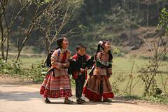 Happy Trio (UNICEF_Malaysia) Tags: unicef children vietnam ethnicminority mothertongue bilingualeducation indigenouscommunity indigenouschildren unicefmalaysia mothertonguebilingualeducation