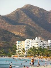 Santa Marta, Colombia (kmuller00) Tags: colombia playa beaches caribbean santamarta playas caribe sierranevadadesantamarta costadelcaribe