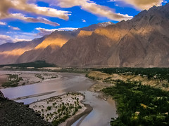 Gateway to Heaven (bravo.0306) Tags: pakistan snow nature river scenery natural scenic karakoram himalayas indus watcher skardu concordians