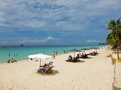 Boracay Island, Philippines (GreenArcher04) Tags: ri sunset bali sun white seascape tree beach hotel la asia cambodia phi coconut philippines palm shangrila vietnam ko malaysia manila samui cebu boracay phuket hua koh hin   bora davao kota shang kinabalu trang pattaya caticlan palawan nha borocay    kalibo