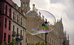 The bubble. Seville. Andaluca (zanzibarcordoba) Tags: sevilla andaluca seville bubble