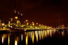 Barcelona night shoot (Pawelus) Tags: barcelona night spain hiszpania miejsca apiski rememberthatmomentlevel1 rememberthatmomentlevel2 rememberthatmomentlevel3