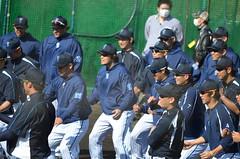 DSC_0863 (mechiko) Tags: 120205 横浜ベイスターズ 渡辺直人 横浜denaベイスターズ 2012春季キャンプ