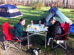 Simple Church Camping Trip 8