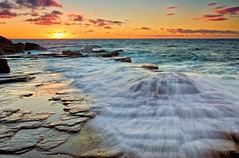 Money Shot! (James.Breeze) Tags: ocean seascape water sunrise landscape rocks raw waves seascapes cloudy sydney australia nsw breeze reef saltwater northernbeaches beachsunrise yabbadabbadoo canonef1740mmf4l ef1740mmf4lusm bestofaustralia jamesbreeze
