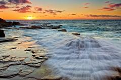 Money Shot! (James.Breeze) Tags: ocean seascape water sunrise landscape rocks raw waves seascapes cloudy sydney australia nsw breeze reef saltwater northernbeaches beachsunrise yabbadabbadoo canonef1740mmf4l ef1740mmf4lusm bestofaustralia jamesbreeze