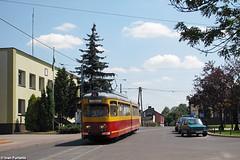 TP 47, Lutomiersk Plac Jana Pawła II (Ivan Furlanis) Tags: poland tramway lodz