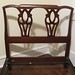 316. Pair of Council Craftsman Mahogany Twin Beds