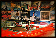 ART & CARS (PictureJohn64) Tags: auto art heritage classic cars car museum automobile driving traffic famous den transport hague collection commercial transportation posters historical haag collectie fahrzeug oto historisch verkeer vervoer klassiek  samochd beroemd gravenhage otomobil louwman automobiel  automoviel klassiesch