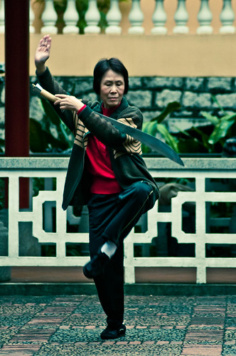 Tai Chi Chuan by marinalwang, on Flickr