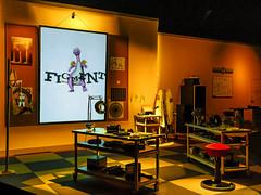 F I G M E N T (Vision Lab) (CL Photographs) Tags: world orlando epcot nikon lab unitedstates florida vision journey future imagination figment 1635mm d700 dvcphoto92