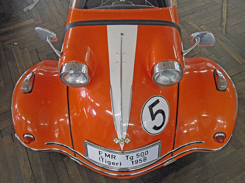 Messerschmitt Tg 500 | Design Verner Panton | powered by tagwerc