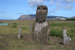 Easter Island, Chile (L21B) Tags: moai easterisland rapanui isladepascua ranoraraku