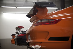 Porsche GT3 RS trio (eGarage.com) Tags: porsche saudi carreragt gt3rs egarage bydesignmotorsport