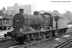 30/10/1963 - Haywards Heath. (53A Models) Tags: train sussex haywardsheath railway steam q 060 maunsell southernrailway britishrailways 30536