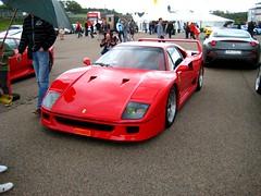 Rosso (isakhuynh) Tags: show summer sweden exhibit ferrari enzo gto rosso scuderia 288 f40 f12 f50 berlinetta 599 novitec aventador f12b