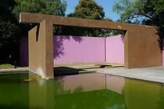 Fuente de los Amantes or Lover's Fountain (pov_steve) Tags: architecture mexico mexicocity modernism modernarchitecture barragan losclubes loversfountain fuentedelosamantes luisbaragan