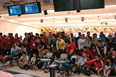 2012 Korea and U.S. Friendship Bowling Tournament - U.S. Army Garrison Humphreys, South Korea - 28 April 2012