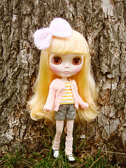Miss Aury Creamsicle
