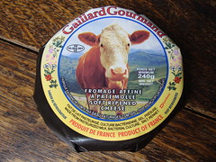 Gaillard Gourmand (knightbefore_99) Tags: france cheese french cow milk soft lait fromage vache gourmand ripened comt gaillard franche