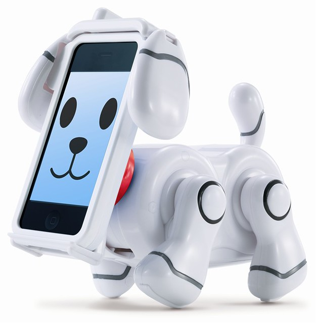 BANDAI SMART PET  SMP-501W 智慧手機寵物狗
