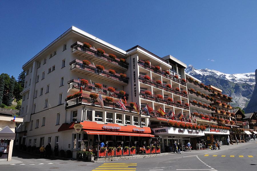 Hotel Kreuz Und Post