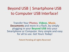 Beyond USB 2.0 - OTG USB - Smartphone USB to Computer USB Interface (BeyondUSBOTG) Tags: pictures music computer nokia store video play phone interface arc samsung lg smartphone galaxy data neo transfer tablet videos documents otg datatransfer motorolaxoom xeperia beyondusb smartphoneusb computerusb