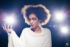 Project 52: #21 on 52 [The Wizard] (Ben C.K. (Benck's)) Tags: portrait girl beauty studio afro strobist project52