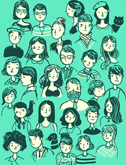 A bunch of people