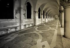 Palazzo Ducale hallway