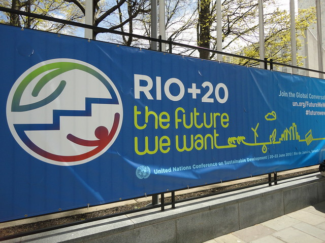 Nations call for focus on disaster risk reduction at Rio+20