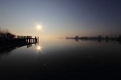 2014 03 14_0767 (Thomas H_13) Tags: morning lake morgen chiemsee