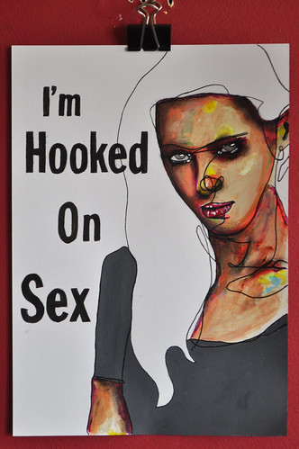 I'm hooked on sex