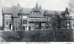 Sidcup Cottage Hospital (robmcrorie) Tags: history hospital cottage patient health national doctor nhs service british nurse healthcare sidcup