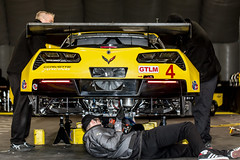 Corvette Racing C7.R (mutrock) Tags: usa men car racecar automobile unitedstates florida garage fl sebring corvette mechanics paddock 2014 corvetteracing automechanics sebringinternationalraceway