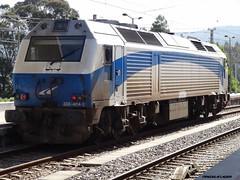 333 Grandes  Líneas (firedmanager) Tags: train tren diesel galicia locomotive 333 prima alstom locomotora renfe emd redondela renfeoperadora grandeslíneas alstomprima