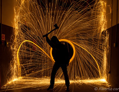 Lana de acero (Alberto_csr) Tags: lana del canon de long exposure 5d cristal mundo acero