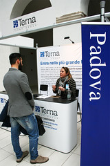 Terna - Job Meeting Padova 2016 (Job Meeting) Tags: stand day stage young fair professional workshop hr job cv recruitment padova facebook career giovani lavoro recruiting curriculum studenti linkedin employer 2016 recruiter jobfair careerday curriculumvitae selezione terna professionisti candidato twitter candidati laureati colloquio aziende jobmeeting multinazionali neolaureati cercolavoro risorseumane colloquiodilavoro laureandi employerbranding offertelavoro assunzioni formazionelavoro fieralavoro recruitingadvertising occasionilavoro wwwjobmeetingit topgraduate opportunitlavoro colloquiolavoro jobmeetingpadova selezionedelpersonale informazioneprofessionale
