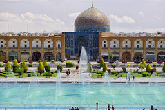 The Lotfollah Mosque  The Private Room of the Shah's Harem (T   J ) Tags: iran esfahan d750 nikon teeje nikon2470mmf28