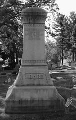 W.D. Hoard (Ryan Ojibway) Tags: cemetery wisconsin headstone governor fortatkinson wi gravemarker evergreencemetery jeffersoncounty wdhoard williamdhoard