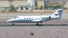 Gates Learjet 55 N655TR (ChrisK48) Tags: airplane aircraft 1981 lear dvt phoenixaz kdvt gateslearjet55 phoenixdeervalleyairport n655tr