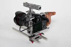 Sony a7S II Back (picturethisportland) Tags: sonycamera cameraequipment picturethis digitalcinema portlandvideoproduction picturethisproductionservices camerarentalportland pixthis sonya7sii